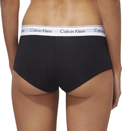 Bilde av Calvin Klein 'MODERN COTTON' boyshort, black