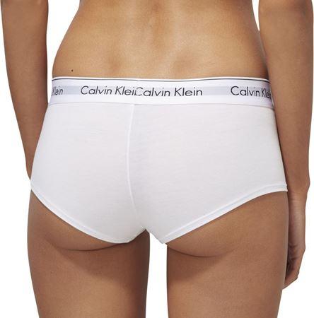 Bilde av Calvin Klein 'MODERN COTTON' boyshort, white