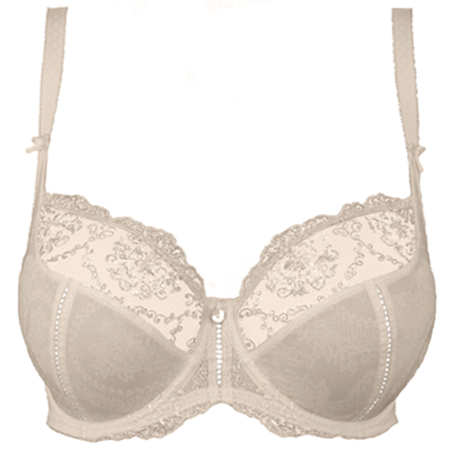 Bilde av Empreinte 'LILLY ROSE' uvattert BH, chantilly