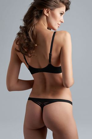 Bilde av Marlies Dekkers 'DAME DE PARIS' thong, black