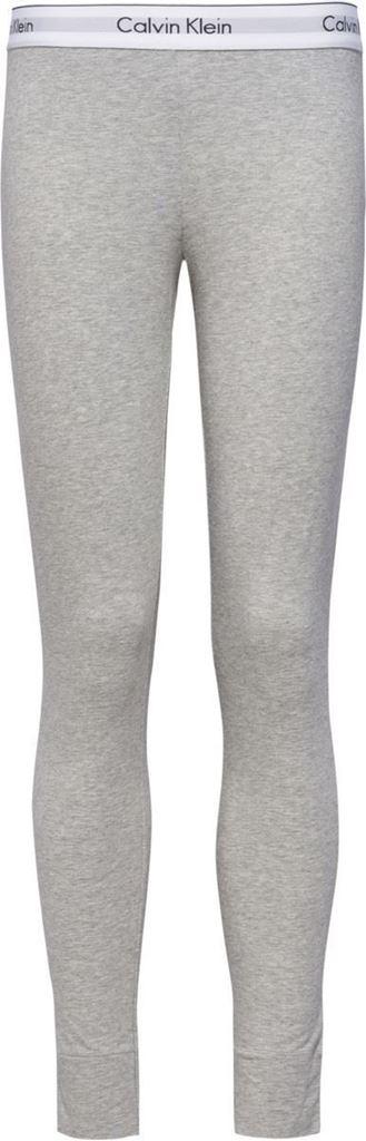 Bilde av Calvin Klein 'MODERN COTTON' legging, grey heather