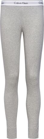 Bilde av Calvin Klein 'MODERN COTTON' legging, grey heather