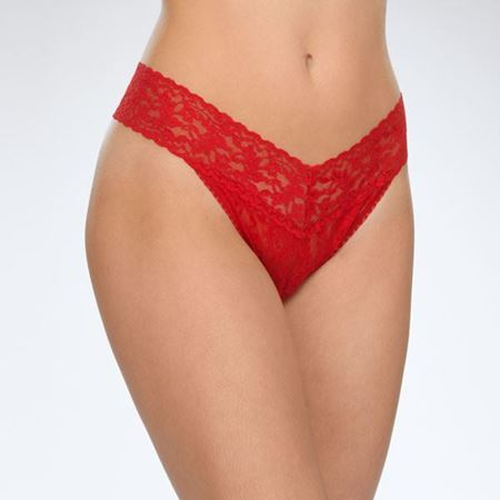 Bilde av Hanky Panky 'ORIGINAL THONG' string, red