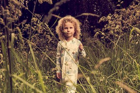 Bilde av Lilleba 'TUVA' pysjamas, botanikk pudder