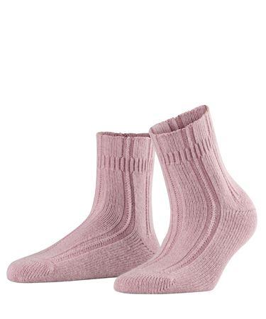 Bilde av Falke 'BEDSOCK' strømper, dark pink