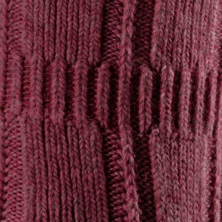Bilde av Falke 'BEDSOCK' strømper, plum