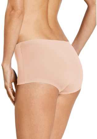 Bilde av Mey 'ILLUSION' panty, cream tan