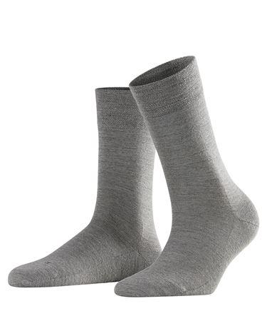 Bilde av Falke 'SENSITIVE BERLIN' sokker, light grey