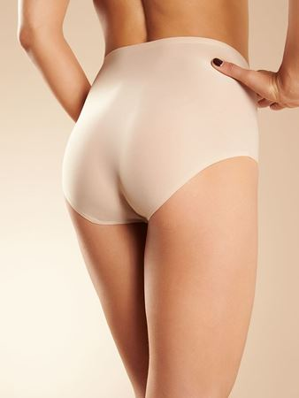 Bilde av Chantelle 'SOFT STRETCH' highwaist brief, nude