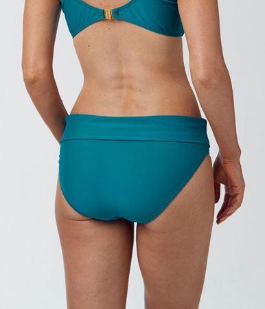 Bilde av Abecita 'TWISTED SOLID' bikinitruse, ocean depths