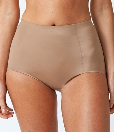 Bilde av Abecita 'SUPPORT' shaping brief, nude