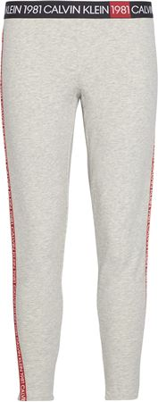 Bilde av Calvin Klein '1981 BOLD LOUNGE' legging, grey heather