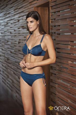 Bilde av Opera 'BASIC' bikinisett, blau