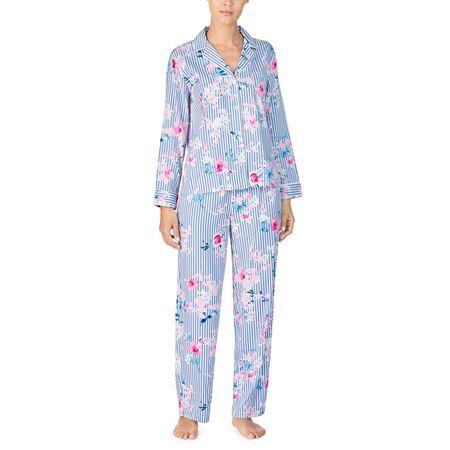 Bilde av Ralph Lauren 'NOTCH COLLAR' pysjamas, multi floral