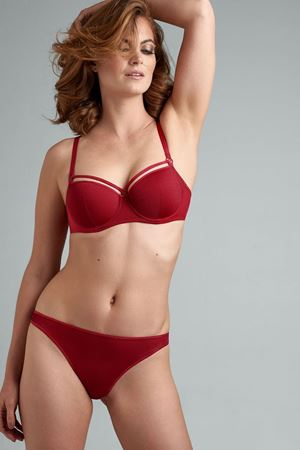 Bilde av Marlies Dekkers 'SPACE ODYSSEY' thong, lurex red