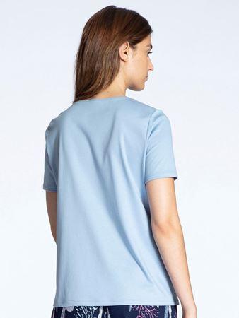 Bilde av Calida 'FAVOURITES TREND' t-shirt, forever blue