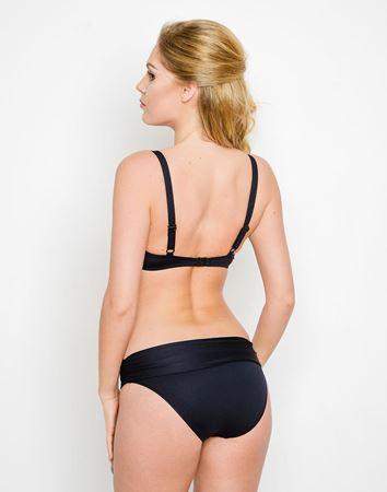 Bilde av Saltabad 'VIK BYXA' bikiniunderdel, black
