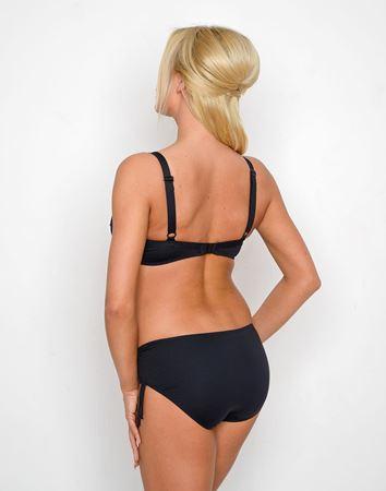 Bilde av Saltabad 'MAXI TAI' bikiniunderdel, black