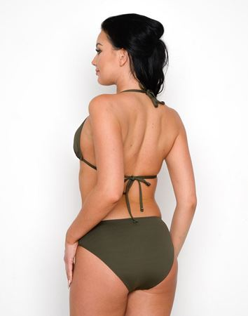 Bilde av Saltabad 'TREKANT IDA' bikinioverdel, avocado