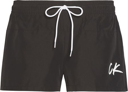 Bilde av Calvin Klein 'WAVE-C' shorts, black