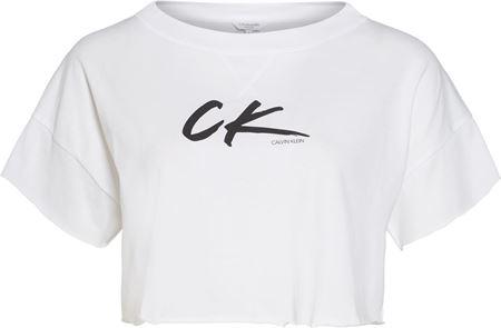 Bilde av Calvin Klein 'WAVE-C' t-shirt, white