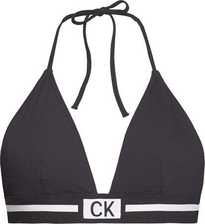 Bilde av Calvin Klein 'CORE RESET-S' bikinitopp, black