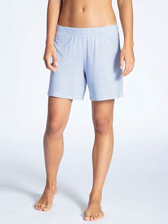 Bilde av Calida '100% NATURE' shorts, steel blue