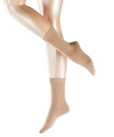 Bilde av Falke 'COSY WOOL' strømpe, dark beige