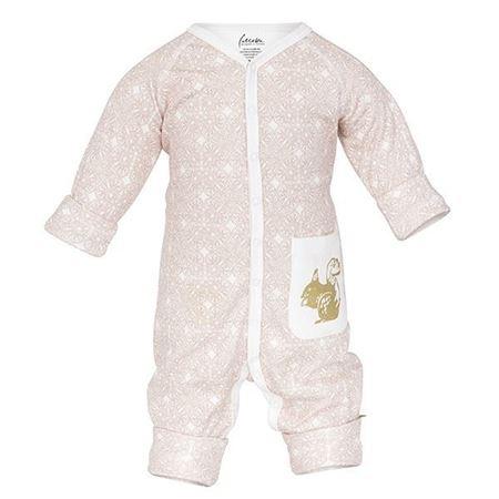 Bilde av Lilleba 'TUVA' pysjamas, vaffel rosa