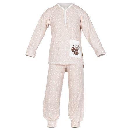 Bilde av Lilleba 'SOL' pysjamas, vaffel rosa
