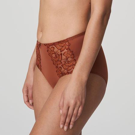 Bilde av PrimaDonna 'DEAUVILLE' shorts, cinnamon