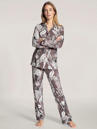 Bilde av Calida 'ENDLESS DREAMS' pysjamas, toasted taupe