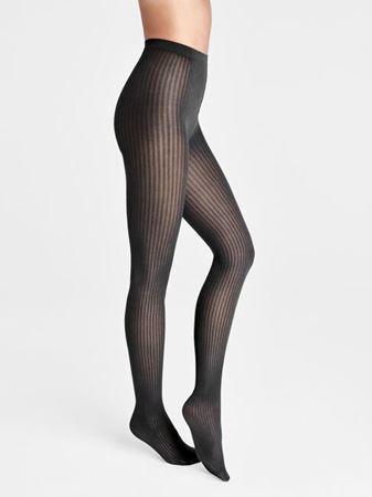 Bilde av Wolford 'ALEXIS' strømpebukse, black