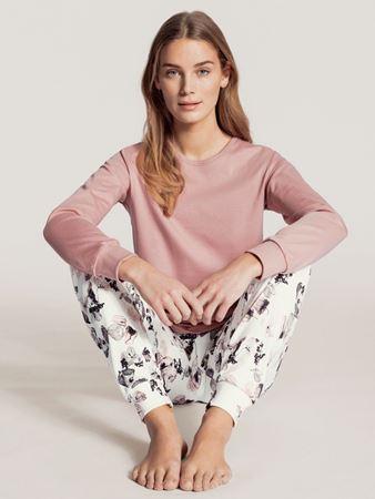Bilde av Calida 'LATE SUMMER DREAMS' pysjamas, rose bud