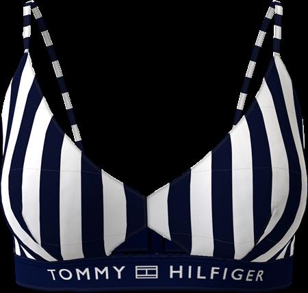 Bilde av Tommy Hilfiger 'CORE SOLID' bikinitopp, blue