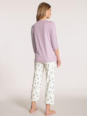 Bilde av Calida 'BALOON NIGHTS' pysjamas, lavender frost