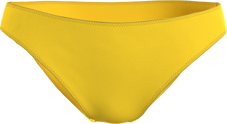 Bilde av Calvin Klein 'PURE SWIM' bikinitruse, hazard yellow