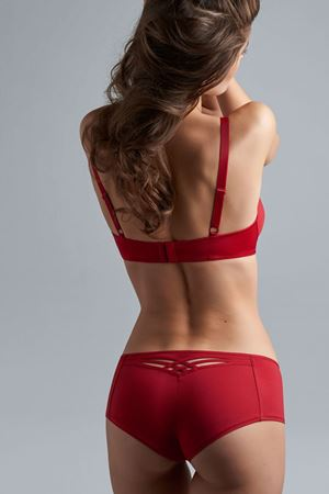 Bilde av Marlies Dekkers 'DAME DE PARIS' brazilian short, red