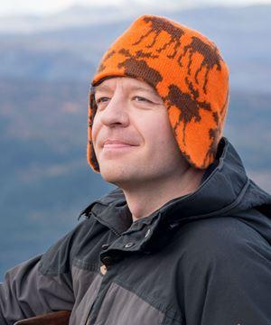 Bilde av Jaktlue Elg oransje