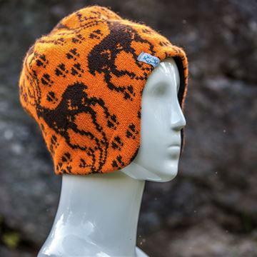 Bilde av Jaktlue Hjort oransje