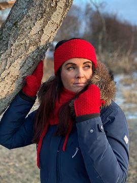 Bilde av Pannebånd rød