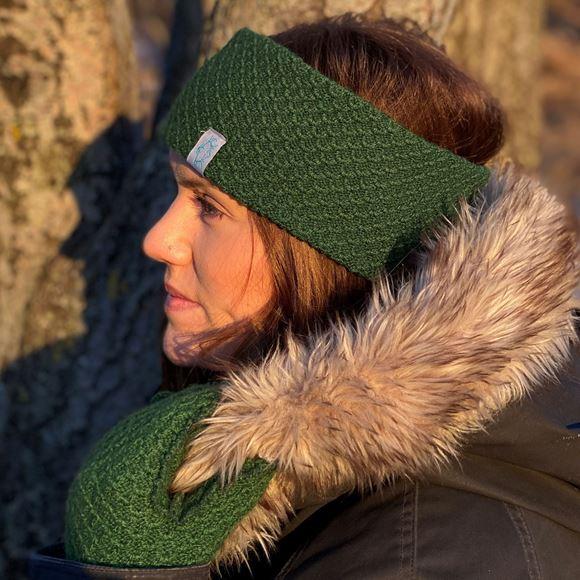 Bilde av Pannebånd skogsgrønn