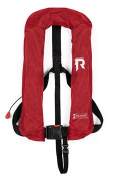 Bilde av Regatta aquasafe aut. redningsvest Rød