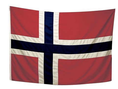 Picture of Norsk flagg