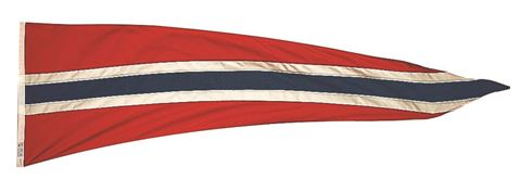 Picture of Norsk vimpel