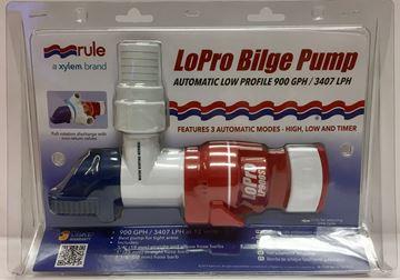 Bilde av Lensepumpe LoPro 900 12V - Rule
