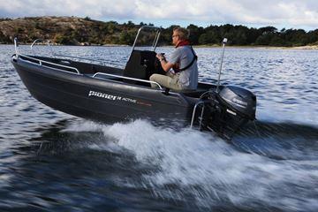 Bilde av Pioner 14 active Special Edition med Yamaha 4T 25hk