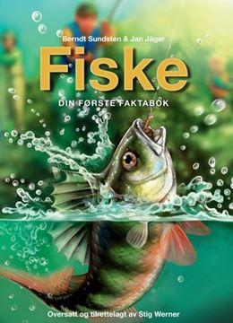 Bilde av Fiske, din første faktabok