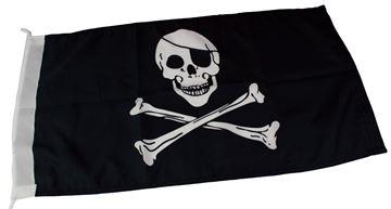 Bilde av Piratflagg 54cm