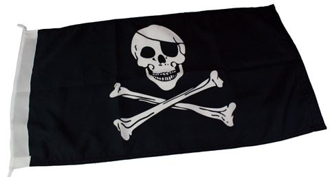 Picture of Piratflagg 70cm